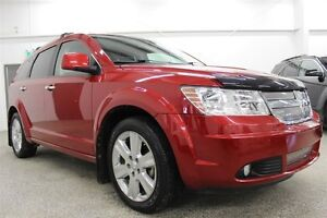 2010 Dodge Journey R/T - AWD, Leather, DVD, Full Load
