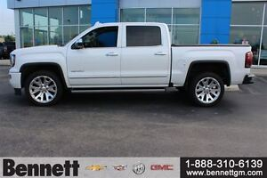 2016 GMC Sierra 1500 Denali - Everything you would expect + more Kitchener / Waterloo Kitchener Area image 6