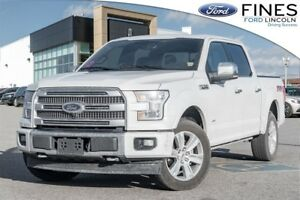 2017 Ford F-150 Platinum - DEMO - $1,000 COSTCO REBATE AVAILABLE