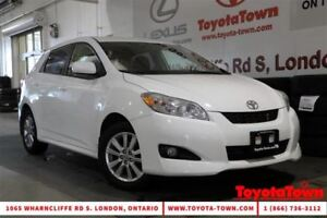 2010 Toyota Matrix TOURING PACKAGE ALLOYS FOG LAMPS