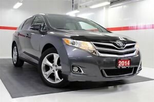 2014 Toyota Venza XLE AWD LEATHER SUNROOF BACKUP CAMERA