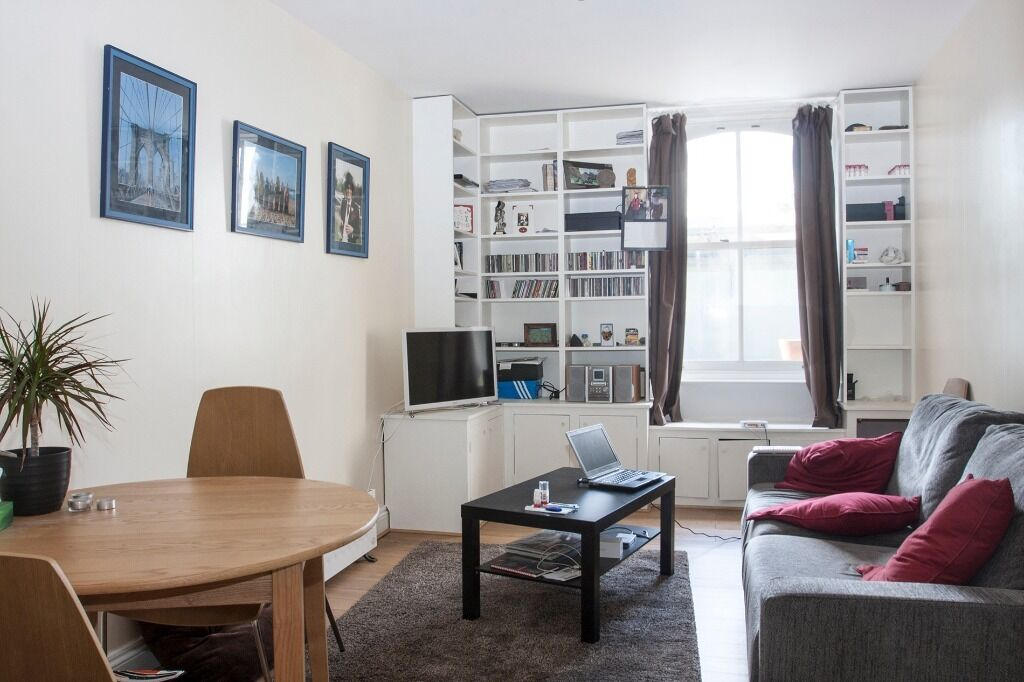 New property 1 bedroom flat refurbished near Albion Yard