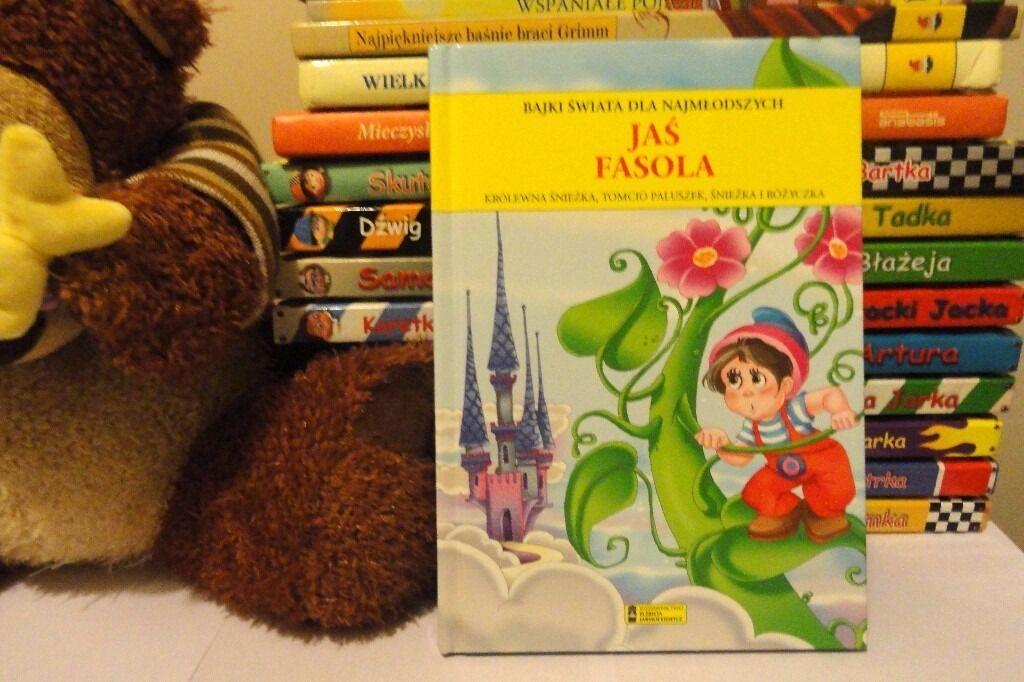 Polskie Bajki i Opowiadania dla Dzieci x2 - Polish Books for Kids
