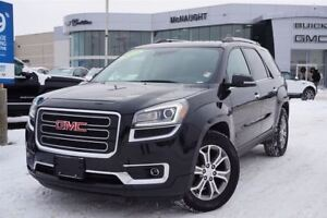 2014 GMC Acadia SLT | Bose Audio | Heated Seats | Intellilink