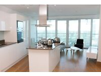 BRAND NEW - 1 BED, 1 BATH - ARENA TOWER - E14. Canary Wharf, South Quay, Docklands, Isle Of Dogs.