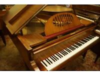 Antique baby grand piano. IBach. Tuned & uk delivery available