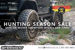 Mickey Thompson Deegan 38 A/T Fall Promotion ***Wheels Collection***