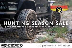 Mickey Thompson Deegan 38 A/T Spring 2018 Promo ***Wheels Collection***