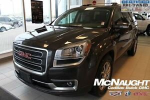 2014 GMC Acadia SLT2 | Heated Seats | AWD | NAV | Sunroof