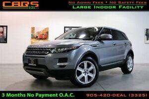 2013 Land Rover Range Rover Evoque Pure Premium| Navigation|Auto