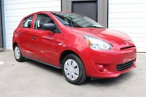 2015 Mitsubishi Mirage ES CLEAN CARPROOF!