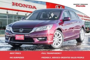2015 Honda Accord Touring | Automatic
