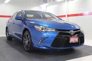 2016 Toyota Camry XSE Sunroof Btooth BU Camera Cruise Alloys Pwr