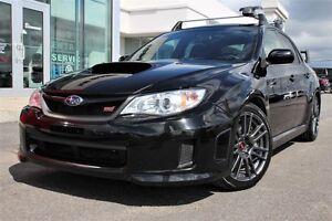 2013 Subaru WRX STI AWD+CUIR+AUCUN ACCIDENT+MAGS