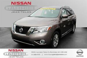 2013 Nissan Pathfinder SL 4WD ONE OWNER/NEVER ACCIDENTED/LEATHER