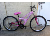 bikes Girls Apollo - - (p.s if you can read this it's still for sale)