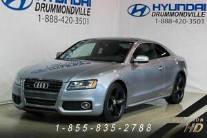Audi A5 2011 + PREMIUM PLUS + QUATTRO + S-LINE + 2.0T + JAMAIS A