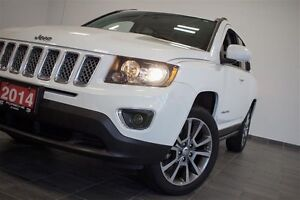 2014 Jeep Compass 4x4 Limited Limited | White | 4x4 | London Ontario image 5