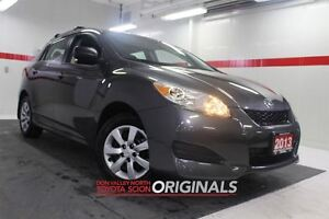 2013 Toyota Matrix AWD Btooth Cruise Pwr Wndws Mirrs Locks ABS A