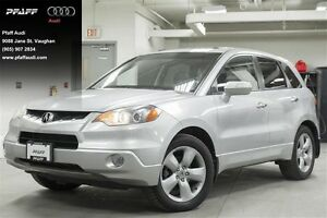 2008 Acura RDX at  w Tech. Pkg
