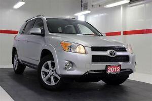 2012 Toyota RAV4 Limited 4WD DON VALLEY NORTH ORIGINAL