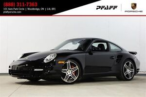 2007 Porsche 911 Carrera 4 Turbo Coupe