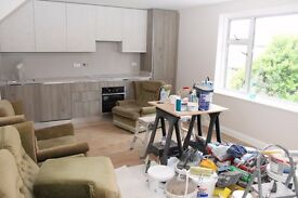 Newly refurbished one bedroom flat - includes bills