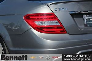 2012 Mercedes-Benz C-Class C350 -Loaded Coupe, Nav + Sunroof Kitchener / Waterloo Kitchener Area image 8