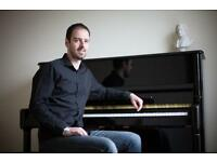 Professional Piano and Music Theory Tuition in Kirkcaldy.
