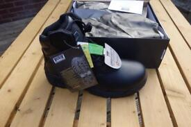 Magnum Stealth Force 6.0 Leather boot size 9