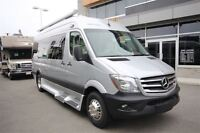 2015 Pleasure-Way Plateau Classe B mercedes sprinter 2015 !