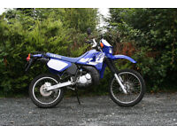 YAMAHA DT 125 R ONLY 8555 MILES 2000 IN TRULY OUTSTANDING CONDITION DTR YPVS