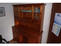 QUALITY SOLID PINE COUNTRY FARMHOUSE DRESSER