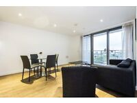 OPEN PLAN 2 BED 2 BATH, GREAT LOCATION, DLR LINKS- CANARY WHARF E14- TG