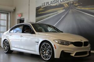 2017 BMW M3 ULTIMATE PACKAGE