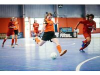 Ladies Beginners Futsal Session 16+