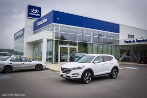 2016 Hyundai Tucson! TURBO! AWD! WARRANTY! $174 B/W