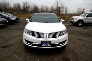 2017 Lincoln MKX Reserve CERTIFIED & E-TESTED! **WINTER SPECIAL!