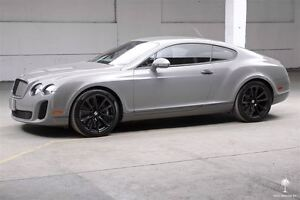 2010 Bentley Continental Supersports -