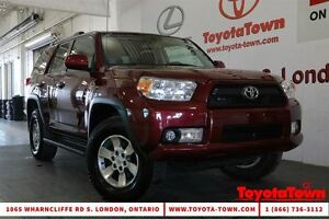 2012 Toyota 4Runner LEATHER MOONROOF 7 PASSENGER