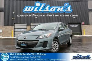 2013 Mazda MAZDA3 GS-SKYACTIV SEDAN! AUTOMATIC! SUNROOF! CRUISE