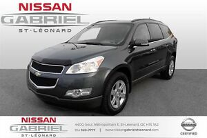 2010 Chevrolet Traverse 1LT 7 PASSAGERS / DVD /