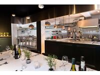 Administrative assistant, cookery school City Road London EC1