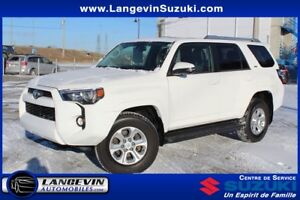 2016 Toyota 4Runner SR5/CUIR/GPS/TOIT OUVRANT/7 PASSAGERS