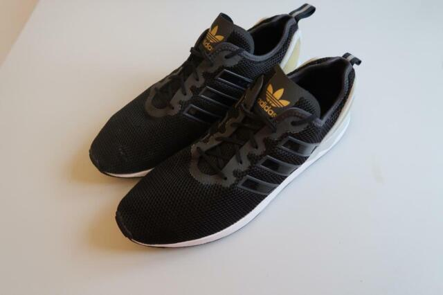 Adidas ZX Flux ADV Black and Gold UK12.5 | in Oxford, Oxfordshire | Gumtree