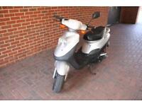50cc moped scooter vespa honda piaggio yamaha gilera peugeot