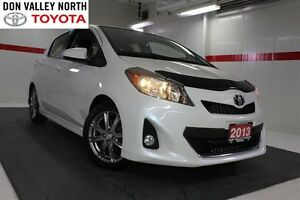 2013 Toyota Yaris LE (A4) Btooth Pwr Wndws Mirrs Locks A/C