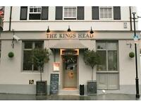 Bar Supervisor - Kings Head Fareham