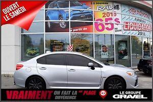 2015 Subaru WRX IMPREZA WRX MAN 6 VIT JAMAIS ACCIDENTÉ COMME NEU