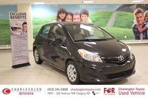 2012 Toyota Yaris LE Convenience Package